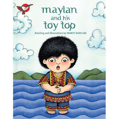 Maylan and His Toy Top