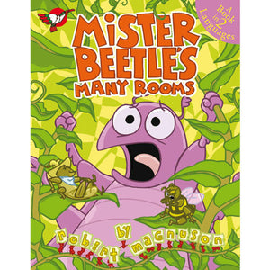 Mister Beetle's Many Rooms