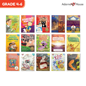 Grade 4-6 Gift Bundle (15 picture books)