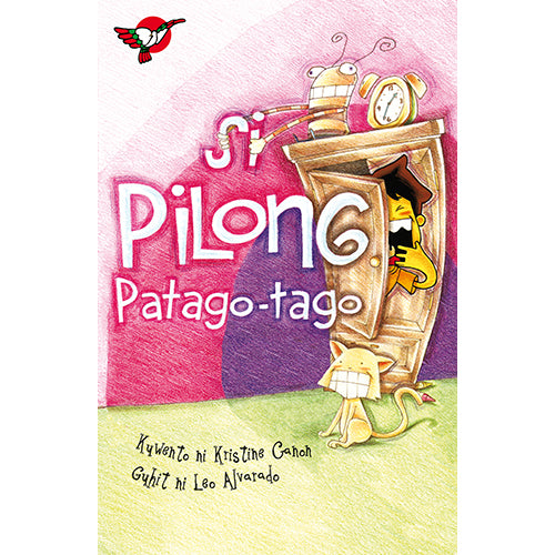 Si Pilong Patago-tago (big book)