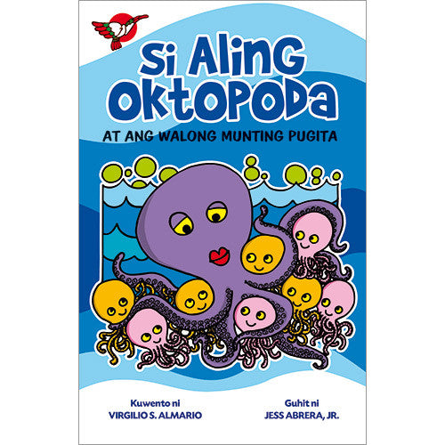Si Aling Oktopoda (big book)