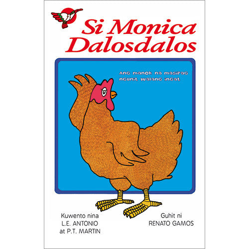 Si Monica Dalosdalos (big book)