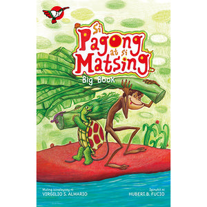 Si Pagong at si Matsing (big book)
