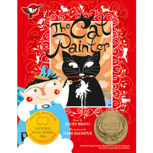 The Cat Painter