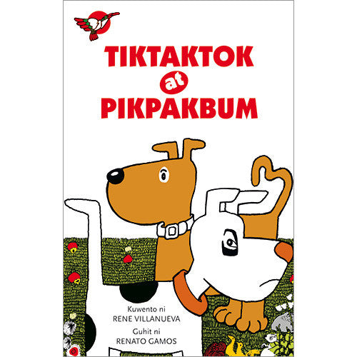 Tiktaktok at Pikpakbum (big book)