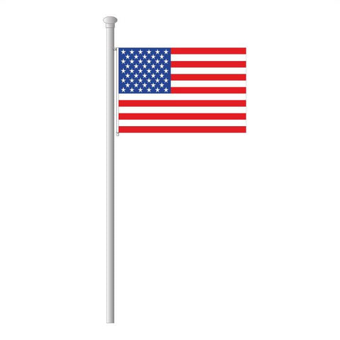 USA Flagge Querformat