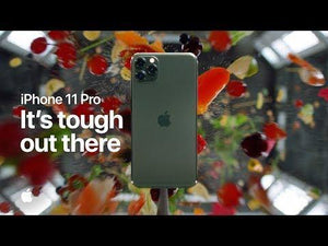 It's tough out there and so is the iPhone 11 Pro - Wrappers UK