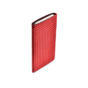 iPhone Alcantara Slip-Case Red - Wrappers UK