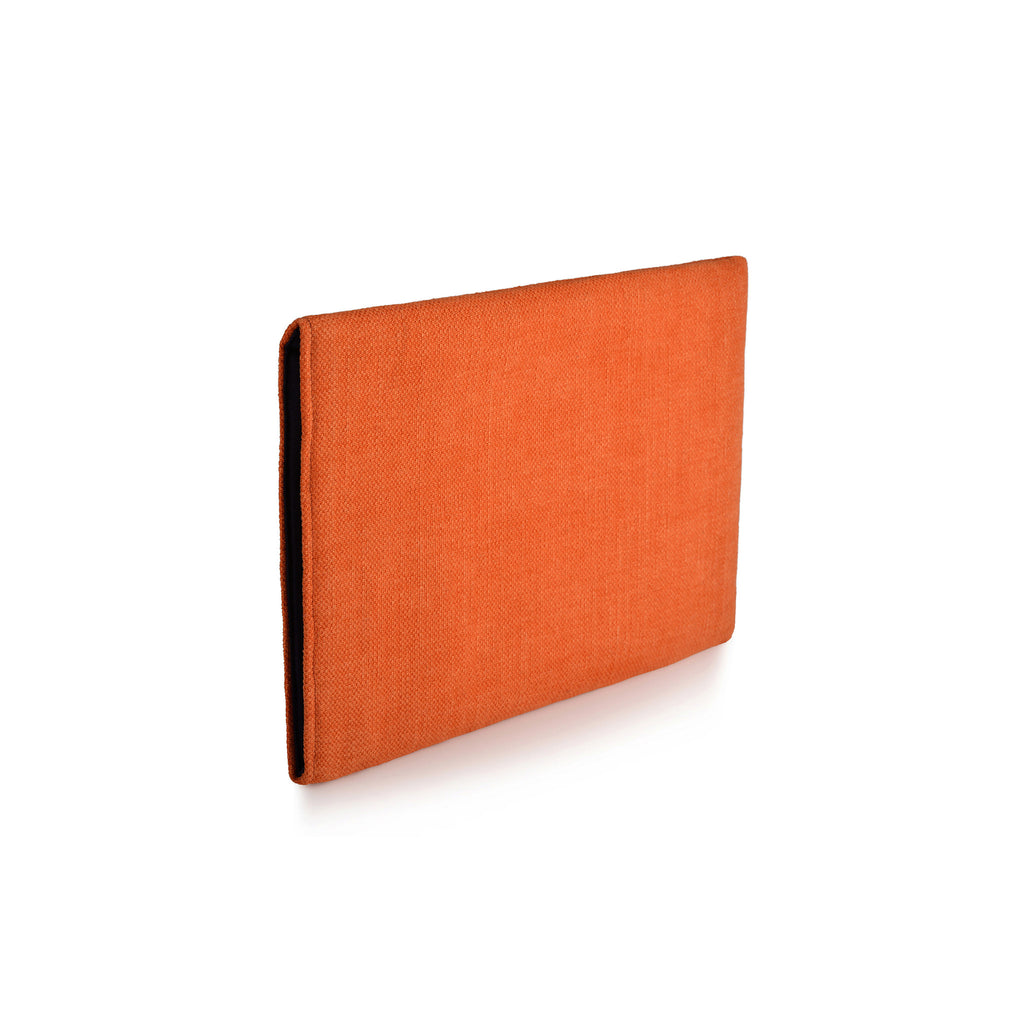 MacBook Linen Tangerine