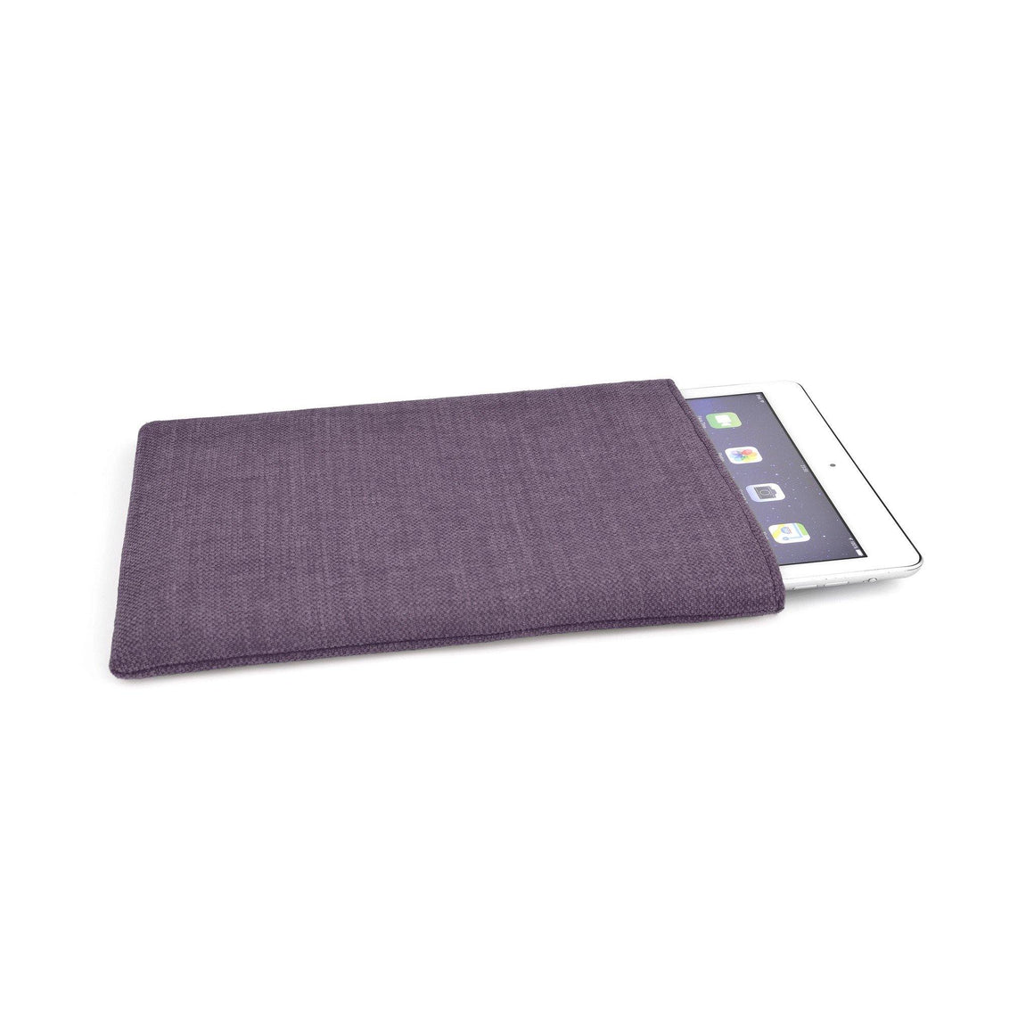 iPad Linen Mulberry - Wrappers UK