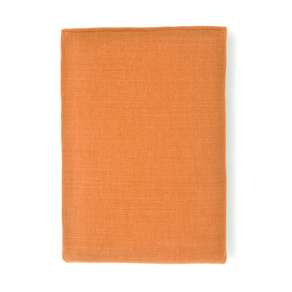 Kindle Linen Tangerine - Wrappers UK
