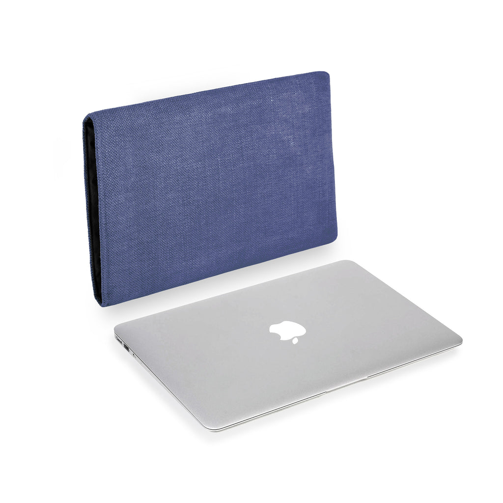 MacBook Linen Soldier Blue