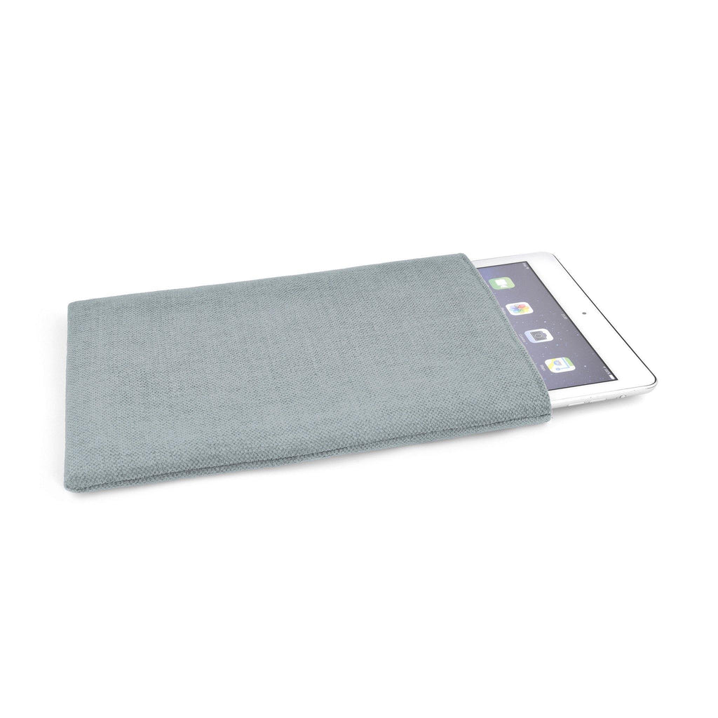 iPad Linen French Blue