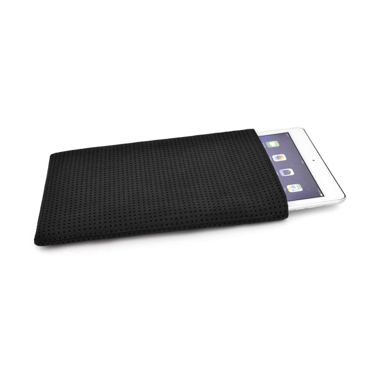 iPad Alcantara Black - Wrappers UK