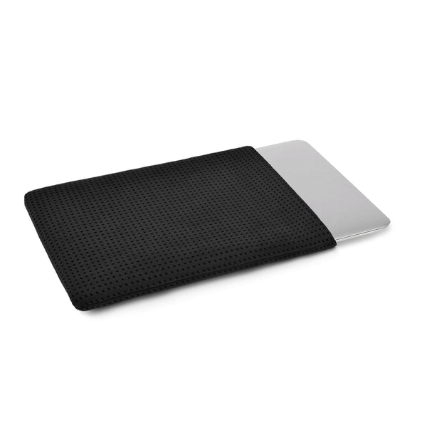 MacBook Alcantara Black