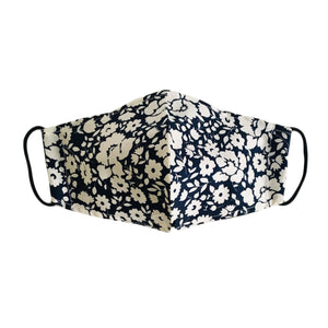 Face Mask Patterns Papaver Reversible Washable Ladies 2 sizes