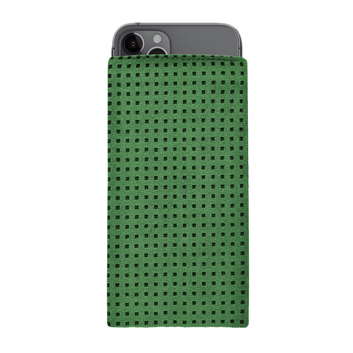 iPhone Alcantara Slip-Case Racing Green - Wrappers UK