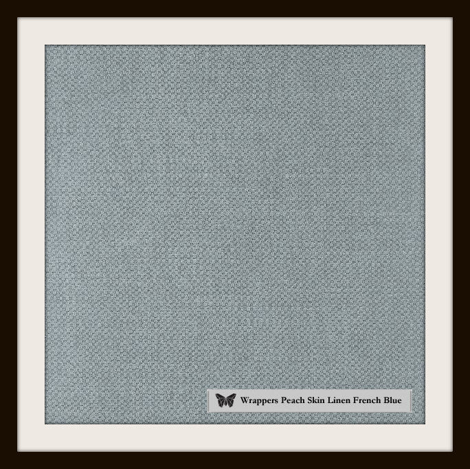 Kindle Linen French Blue