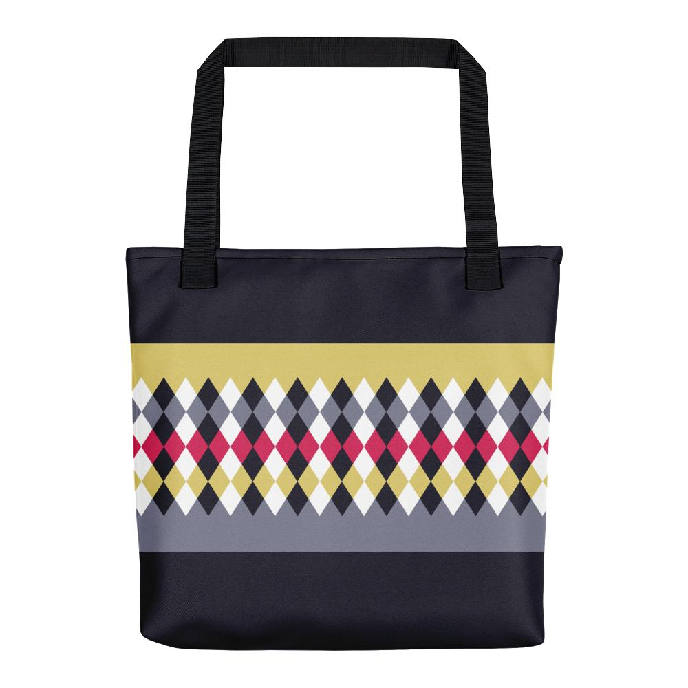 EARTH TREE CLASSIC, ALL-OVER PRINT TOTE BAG - YANMOS