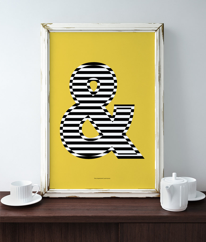 The Ampersand, POSTER - YANMOS