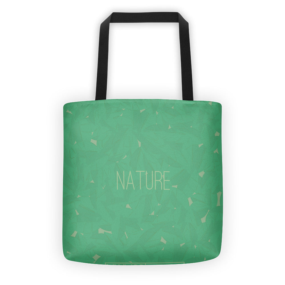 NATURE Ultimate edition, ALL-OVER PRINT TOTE BAG - YANMOS