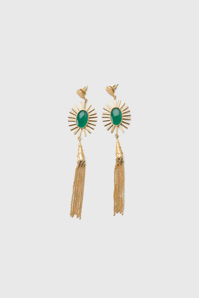 Paul B Sun Shaped Earring - Republic of Mode