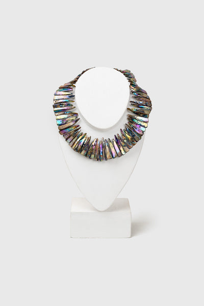 Paul B Abalone Choker - Republic of Mode