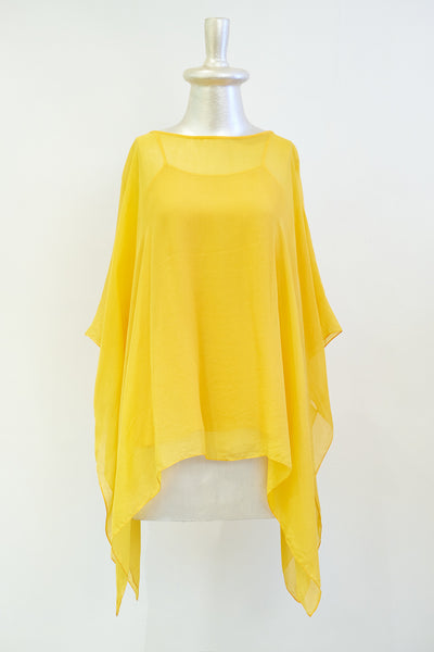 Stephany Cape Style Top - Republic of Mode
