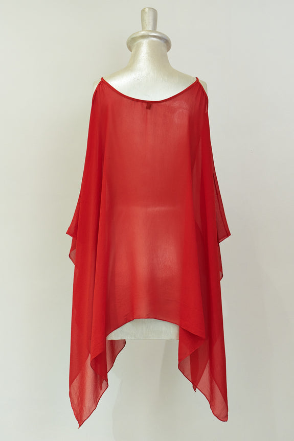 Stephany Cold Shoulder Cover-up - Republic of Mode