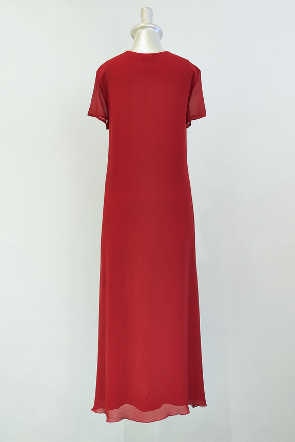 Stephany Straight Cut Dress - Republic of Mode