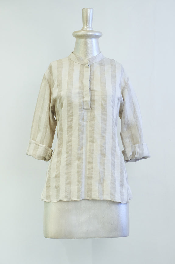 Stephany Shirt Style Top - Republic of Mode