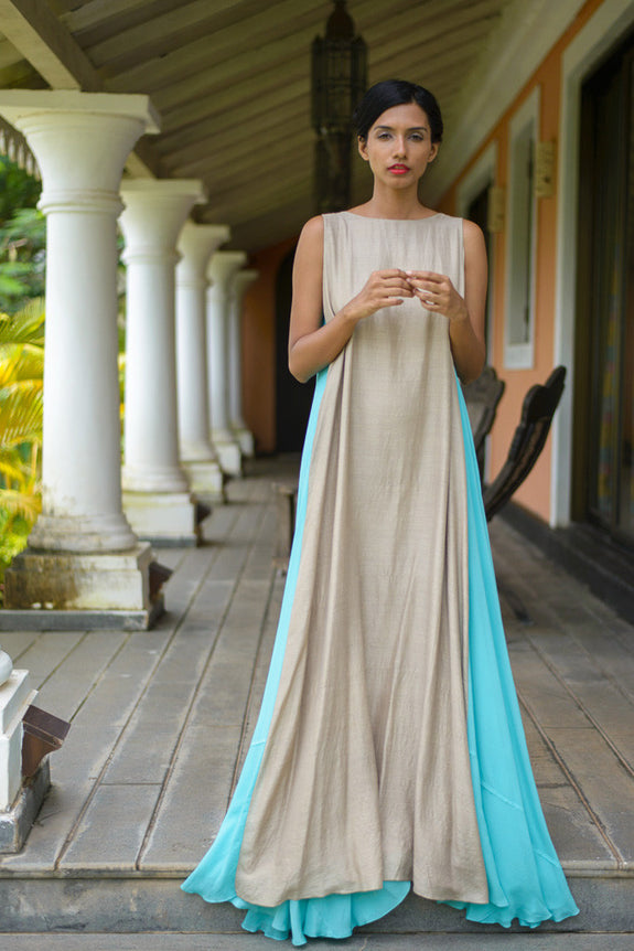 Stephany Low Back Maxi Dress - Republic of Mode