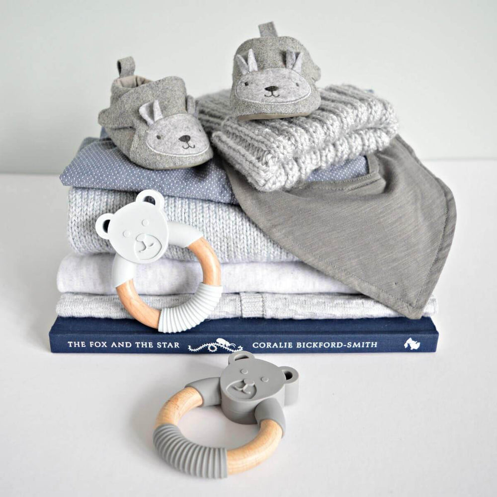 Wood_Silicone_Baby_Teether_Toy_Goose_Down_Grey_Bear