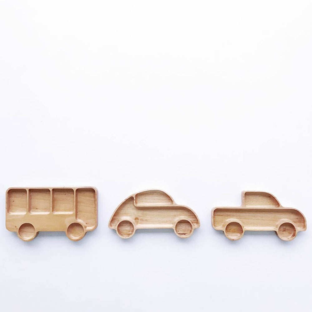 Eco Wooden Bus Plate