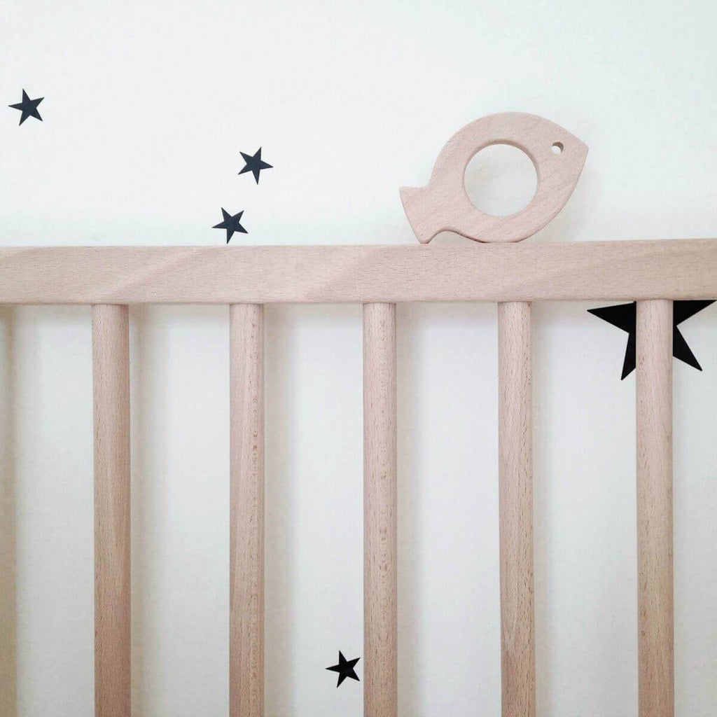 Wooden Fish Teether