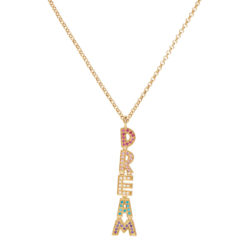 DREAM Pendant Charm