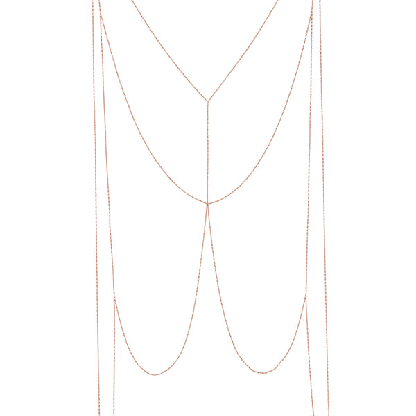 Rose Gold Body Chain