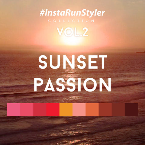 InstaRunStyler Vol.2 Sunset Passion