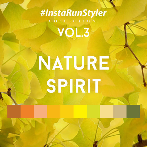 InstaRunStyler Vol.3 Nature Spirit