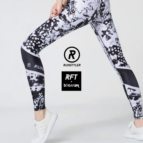 Design for Runner - RFT series - blossom - by Runstyler
