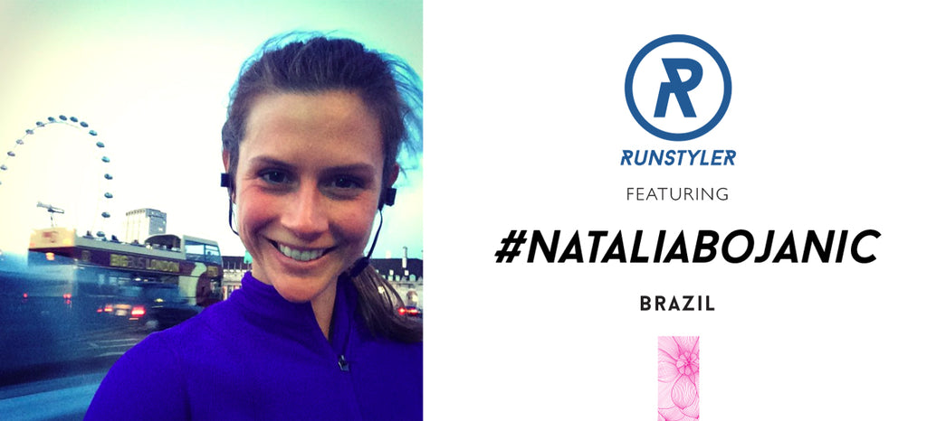 Runner Interview cover image - Natalia Bojanic
