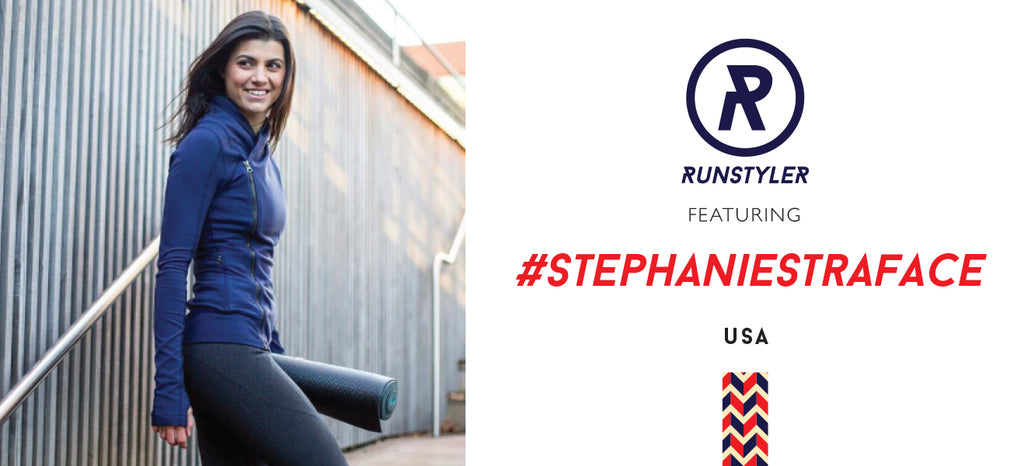 Runners Interview - #stephaniestraface