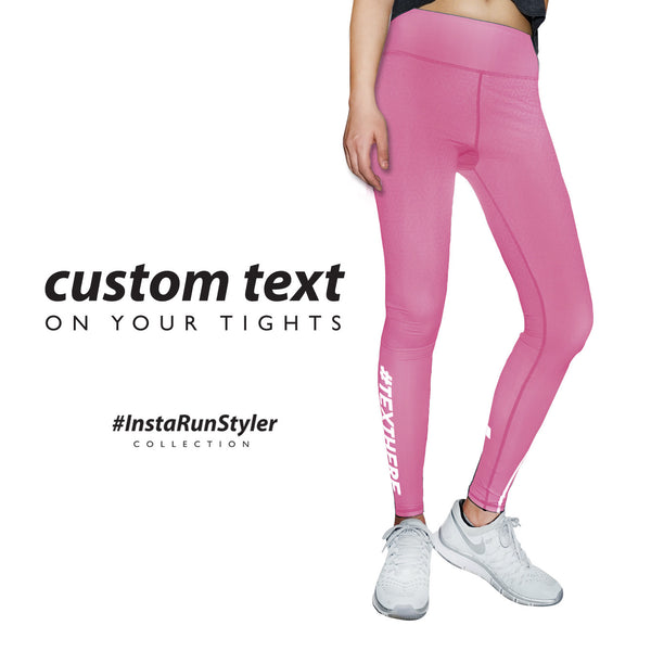 Custom Tights | #InstaRunStyler | Love - RunStyler - 2