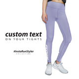 Custom Tights | #InstaRunStyler | Lily - RunStyler - 2