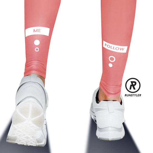 Custom Tights | #InstaRunStyler | Blush - RunStyler - 4