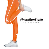 Custom Tights | #InstaRunStyler | Terracotta - RunStyler - 3