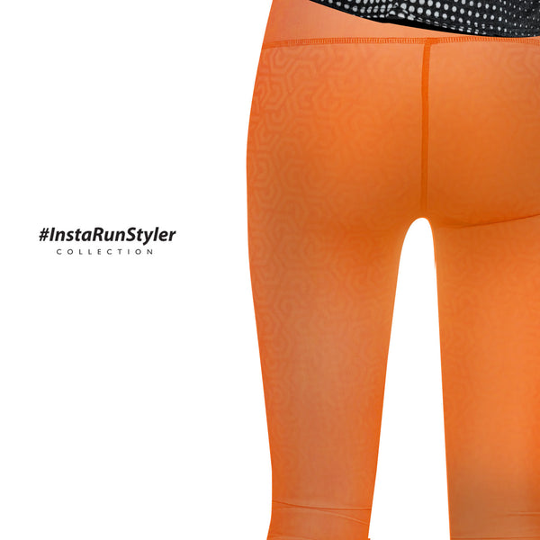 Custom Tights | #InstaRunStyler | Terracotta - RunStyler - 5