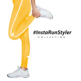 Custom Tights | #InstaRunStyler | Sun Flower - RunStyler - 3