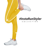 Custom Tights | #InstaRunStyler | Lemon - RunStyler - 3