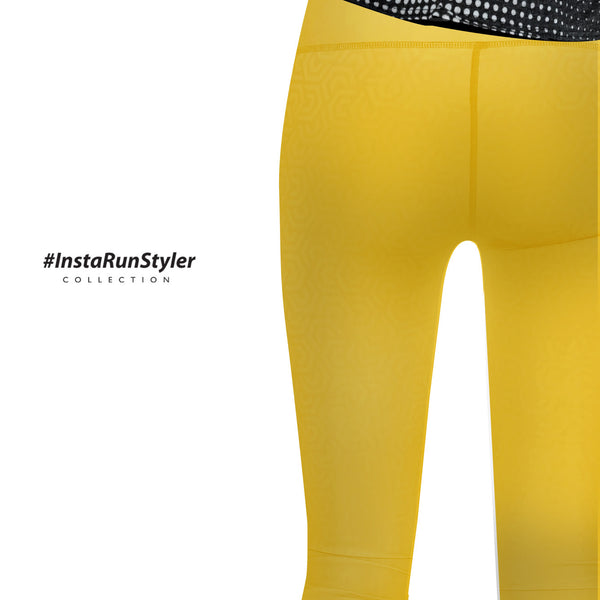 Custom Tights | #InstaRunStyler | Lemon - RunStyler - 5